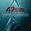 暗黒の海底洞窟で人喰い鮫に追い掛け回される!?/映画『海底47m 古代マヤの死の迷宮』
