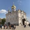 モスクワの世界遺産!!クレムリン @ モスクワ
