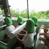 バスでドライブ遠足④&キッズスポーツチャレンジ!