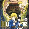 『HUNTER×HUNTER』 35 (ジャンプコミックス) コミックス – 2018/2/2