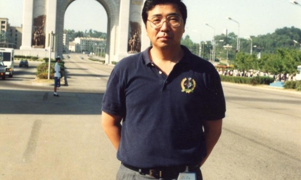 北朝鮮取材(1991年)