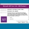 ASP.NET Core なるものを Visual Studio Code でしてみむとするなり(2)