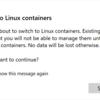 Windows から Windows コンテナーと Linux コンテナーの両方の Docker を使う