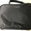 【持ち物】雑誌の付録 モノマスター マッキントッシュロンドン 上質多機能整理バッグ