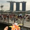 【ポケモンGO】シンガポールのポケスポット&ポケモン出現状況