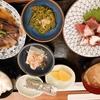 【株優生活】大庄水産のランチでぶっかけ寿司こぼれ盛りを注文