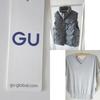 【購入】秋の衣類。GUでニットチュニック他一点を購入。カットソー素材の襟の『よれ・縮み』防止対策!