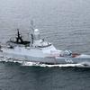 ロシア艦船がNATO軍の演習を監視