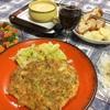 チーズフォンデュとミラノ風カツレツ