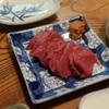 馬刺し、金華鯖、地酒でまったりとした幸福な時間。会津若松「麦とろ」に