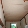 縁側の雨漏り01天井裏の調査