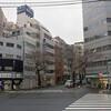 今日の豊島区南大塚桜並木通り
