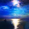 新月、空(くう)の月 | New Moon, Ku Moon