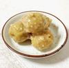 梅味噌と梅醤油は、やんごとなきカリカリ梅であった。