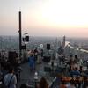 2020年3月7日Holiday Inn Express Bangkok Sathorn・散策・キングパワー・マハナコーンビルの最上階78階展望台 314m・帰国へ