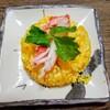 【卵と創味シャンタン】だけでできちゃう!可愛くて美味しいチャーハン!