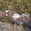 我が家の前はゴミ捨て場?
