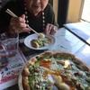 87才の母は食欲旺盛、美味しいものを食べ、素敵なところへ行くとご機嫌❣️