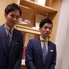 【鎌倉シャツ】早く冬になれ!スーツが着たい!