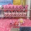 ポストペット20周年記念!!モモ&コモモマスコットがUFOキャッチャーに登場!!関西でゲットできるのは三ノ宮だけ?!