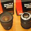 明るくて近づけるレンズ!SIGMA 24mm F1.8 EX DG ASPHERICAL MACRO ニコン用 シグマ