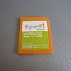 EYE-Fi 無線でデジカメの画像を自動アップロード