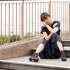 ちささんに会ってきました!その5 ─ 環水公園 2020.7.22 富山県撮影会 ─