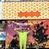 別府亀川の秋祭りのハロウィンに河童で参上!!