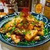 【レシピ】鶏むね肉と舞茸のガリバタチキン