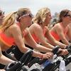 加圧サイクリングは40%VO2maxという低強度の運動でも筋肉の発達と心肺機能向上が同時に起きる