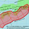 南海トラフ地震の30年以内の発生確率や被害想定