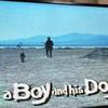 少年と犬 L・Q・ジョーンズ