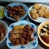 幸運な病のレシピ( 2351 )昼:唐揚げ軍団、おからメンチ