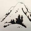 懐かしき筑波山