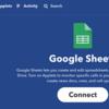 Google SheetとIFTTTを連動させる