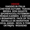 『ゴダール・ソシアリスム』関連資料(2) VIDEOS