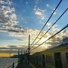 【神奈川】JR海芝浦駅で海を見ながら黄昏てみた【海芝公園】