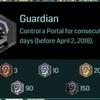 Guardianがブラックになっていた