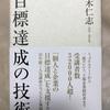 「目標達成の技術」  青木仁志さん Vol.4