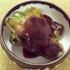 【レシピ30】お弁当のおかずにぴったり!「ピーマンの肉詰め」ソースも作ったよ。