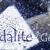 ソーダライト(宝石品質):Sodalite(Gem Quality)