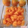 オレンジソースのグルテンフリー ショートパスタサラダ