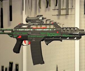 【GTA5】特殊カービンMk2のカスタムを紹介【マガジン・おすすめ】
