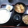 西川口の「尾張屋」さんで肉じゃが定食を食べました☆