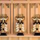 金幣芯を並べてみよう 神棚版の三本立金幣芯