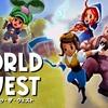 Switch「World to the West」レビュー!怪力に洗脳などなど、個性豊かなアクションを使いこなせ!4つの冒険が交差する1つの大冒険!