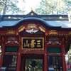 去年、参拝した三峯神社といもでんがく