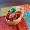 むね肉の照り焼きともやしと豆苗のナムル弁当