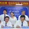 TP.  Hồ Hoàn Kiếm  Chí Minh: Hợp tác để phát triển dịch vụ thương mại và kích cầu du lịch