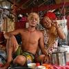 【セブ島留学】都市開発によって生活を追われた漂海民の村で暮らすたった1人の日本人に会ってきました。【バジャウ族】